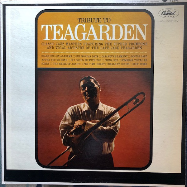 JACK TEAGARDEN_Tribute To Teagarden