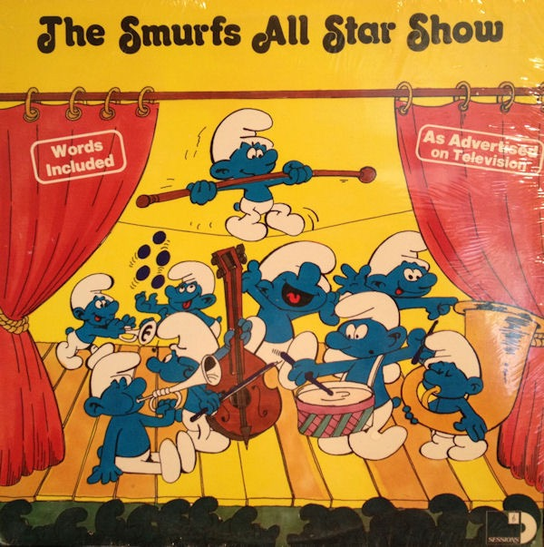 THE SMURFS_All Star Show