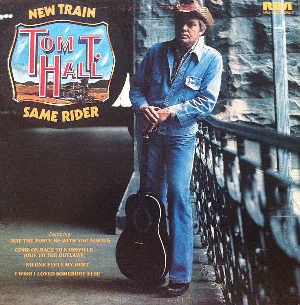 TOM HALL_New Train Same Rider
