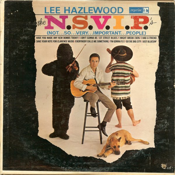 LEE HAZLEWOOD_The N.S.V.I.P.s (25% OFF!)