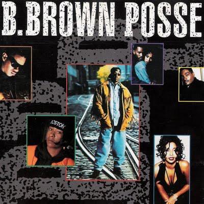 B. BROWN POSSE_B. Brown Posse _1993_