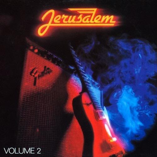 JERUSALEM_Volume 2 (w/printed inner sleeve)