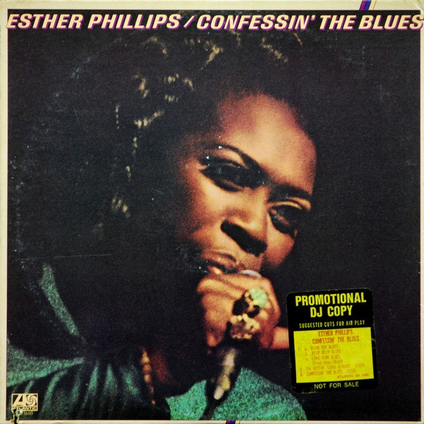 ESTHER PHILLIPS_Confessin The Blues
