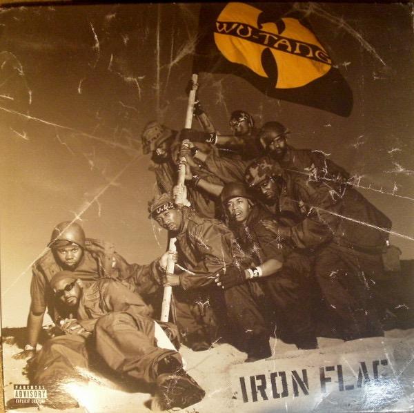 WU-TANG CLAN_Iron Flag (reissue October 13, 2017)
