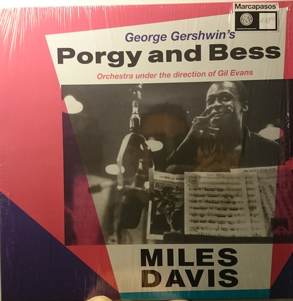 MILES DAVIS_George Gershwins Porgy And Bess