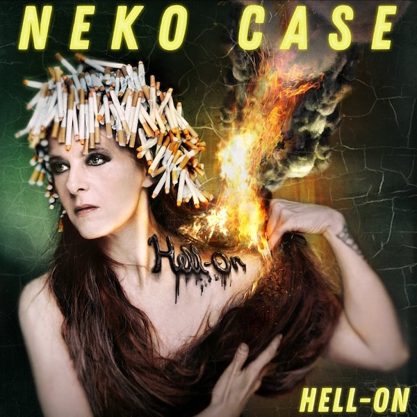 NEKO CASE_Hell-On _Indie Store Only - Release June 2018_