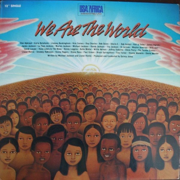 USA FOR AFRICA_We Are The World (12