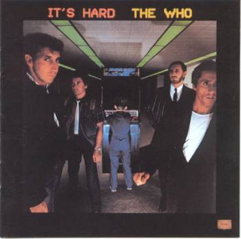 THE WHO_Its Hard