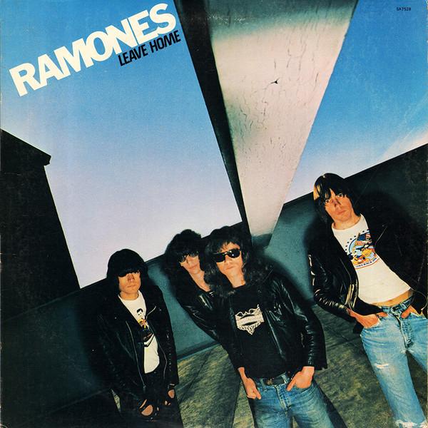 RAMONES_Leave Home