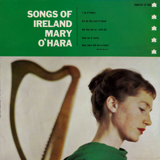 MARY OHARA_Songs Of Ireland