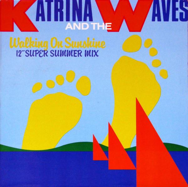 KATRINA AND THE WAVES_Walking On Sunshine