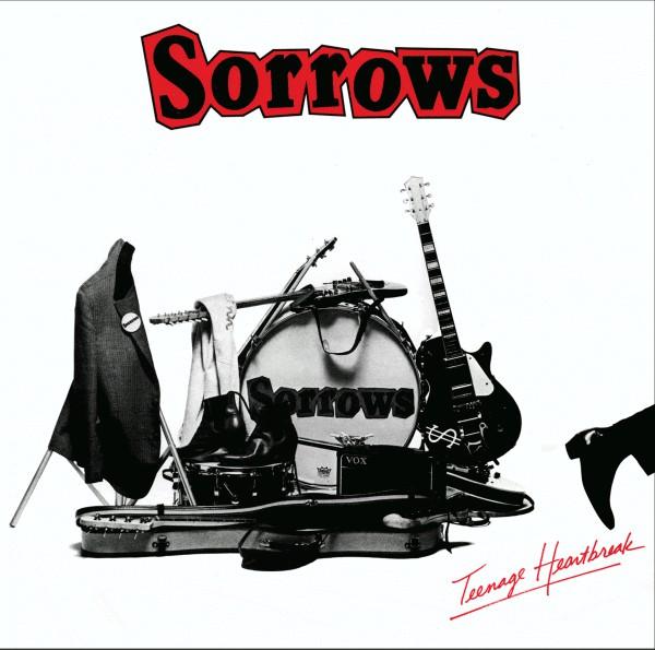 SORROWS_Teenage Heartbreak _W/ Printed Inner Sleeve_