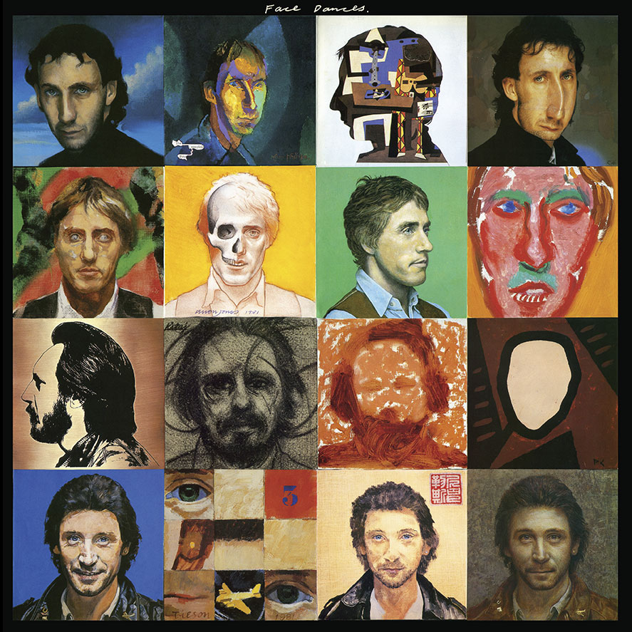 THE WHO_Face Dances