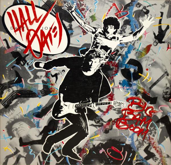 DARYL HALL_Big Bam Boom