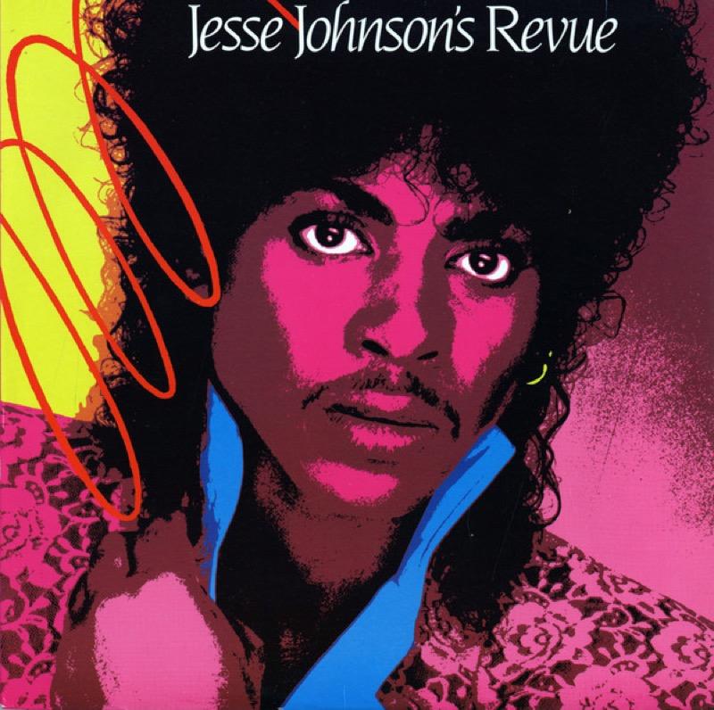 JESSE JOHNSON_Jesse Johnsons Revue