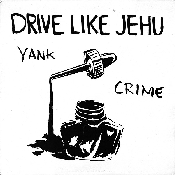 DRIVE LIKE JEHU_Yank Crime _Lp + Bonus 7