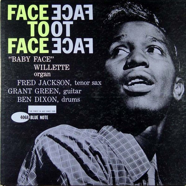 BABY FACE WILLETTE_Face To Face _ Blue Note Tone Poet Series_