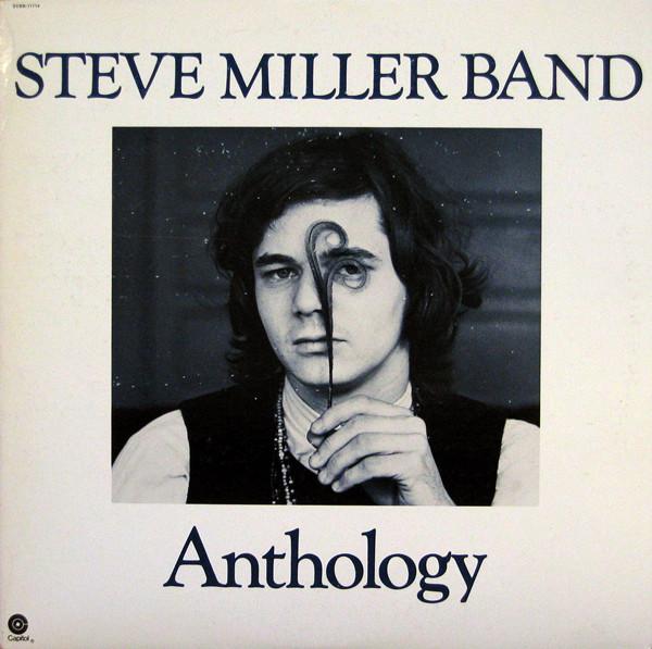 STEVE MILLER BAND_Anthology