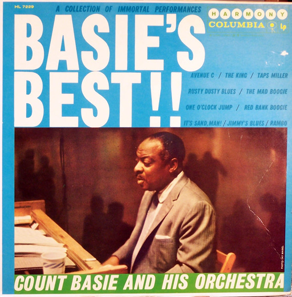 COUNT BASIE AND HIS ORCHESTRA_Basies Best!! A Collection Of Immortal Performances