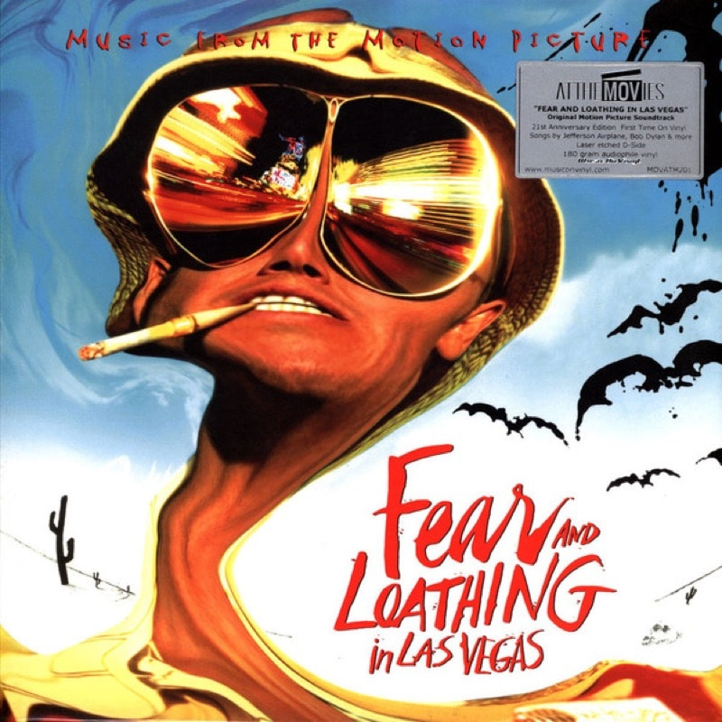VARIOUS ARTISTS_Fear And Loathing in Las Vegas: Music From The Motion Picture