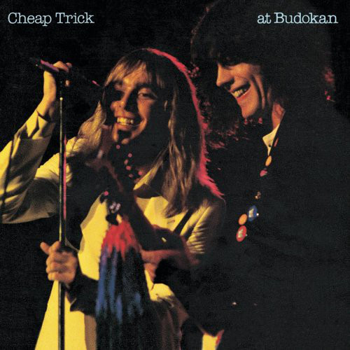 CHEAP TRICK_At Budokan (Gatefold)