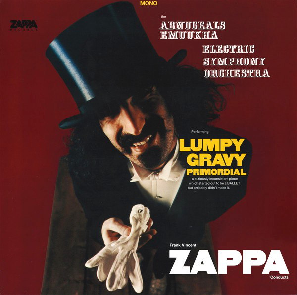 FRANK ZAPPA_Lumpy Gravy _Original Primordial Recording_
