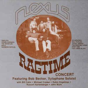 NEXUS_Ragtime Concert