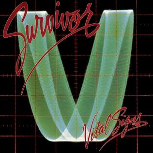 SURVIVOR_Vital Signs (w/liner notes insert)