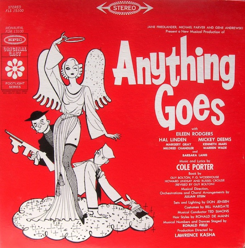 VARIOUS_Anything Goes Ost
