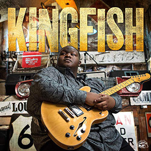 CHRISTONE INGRAM_Kingfish