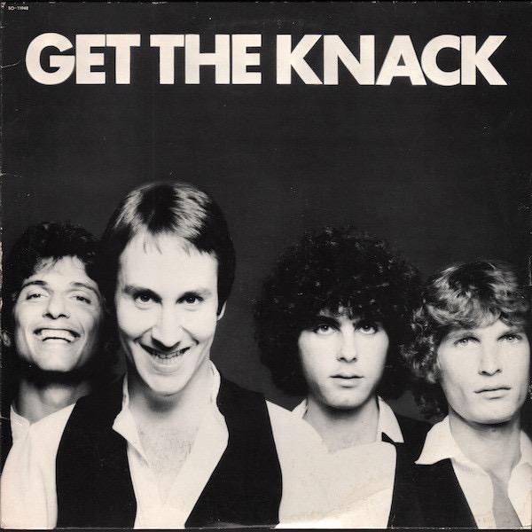 THE KNACK_Get The Knack