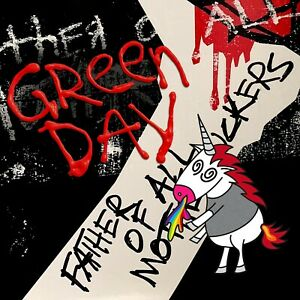 GREEN DAY_Father Of All... _Ltd. Neon Pink_