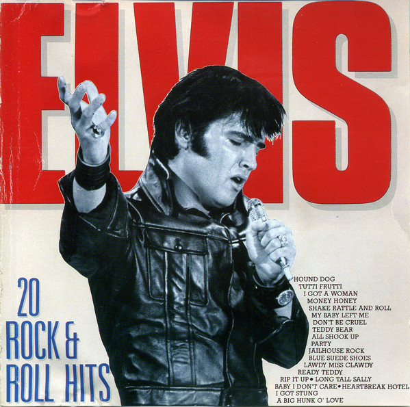 ELVIS PRESLEY_20 Rock And Roll Hits