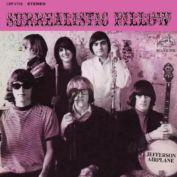 JEFFERSON AIRPLANE_Surrealistic Pillow