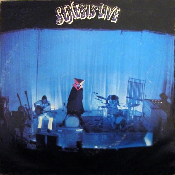 GENESIS_Genesis Live