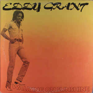 EDDY GRANT_Walking On Sunshine