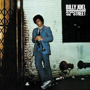 BILLY JOEL_52nd Street