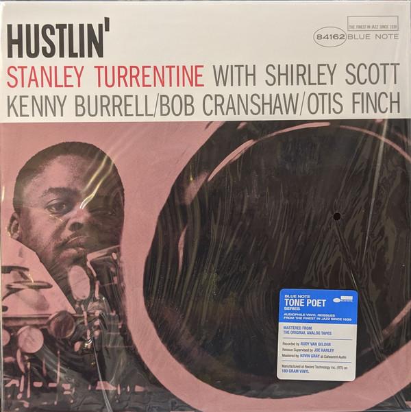 STANLEY TURRENTINE_Hustlin' _Blue Note Tone Poet Series_