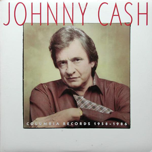 JOHNNY CASH_Columbia Records 1958 - 198