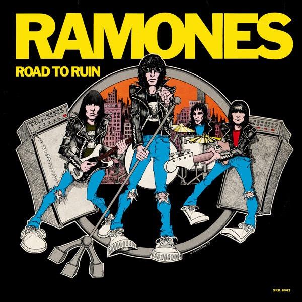 RAMONES_Road To Ruin