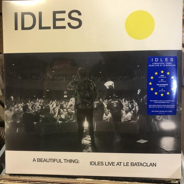 IDLES_A Beautiful Thing