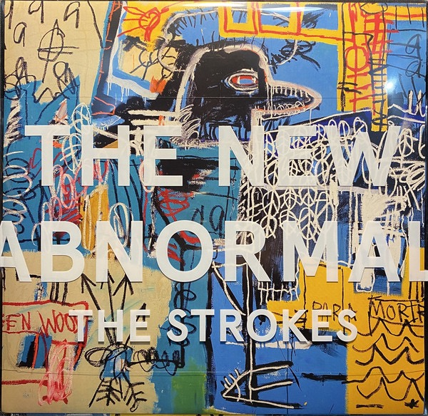 THE STROKES_The New Abnormal