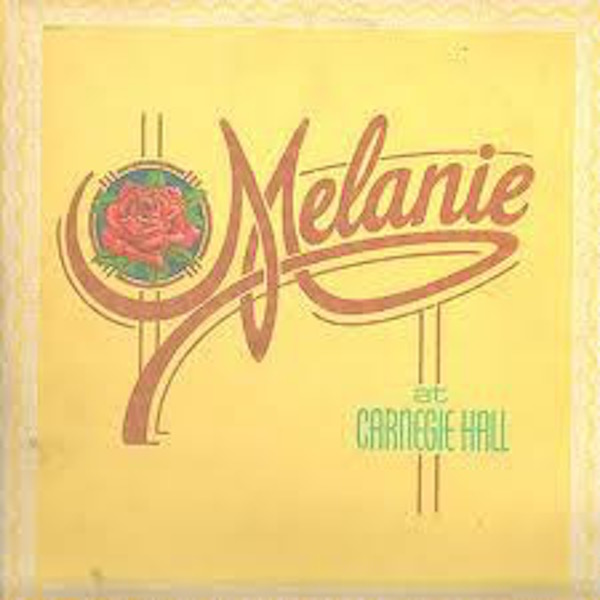 MELANIE_Melanie At Carnegie Hall