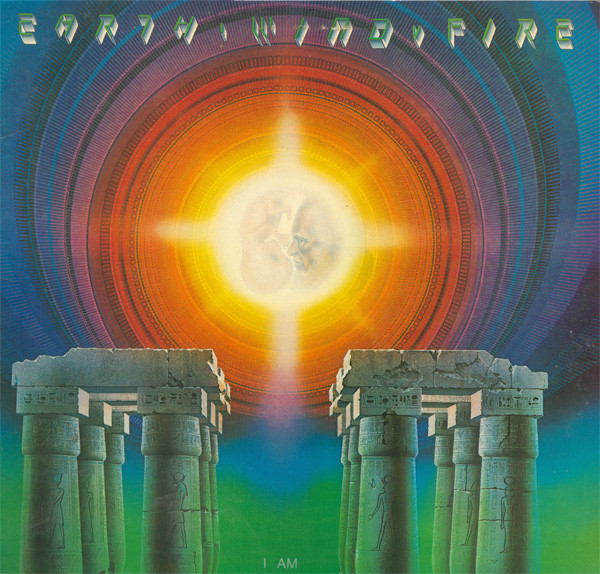 EARTH WIND AND FIRE_I Am