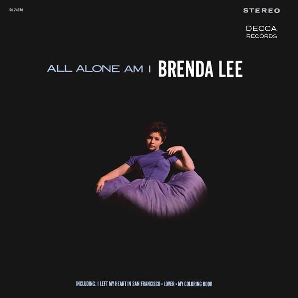 BRENDA LEE_All Alone Am I