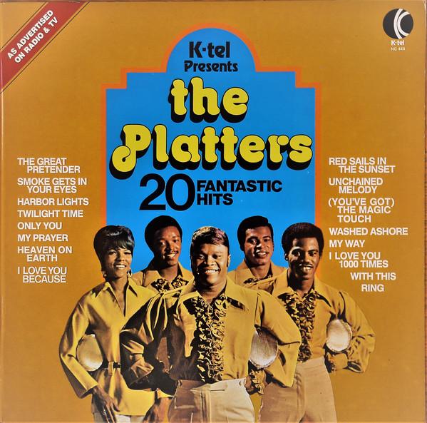 THE PLATTERS_20 Fantastic Hits
