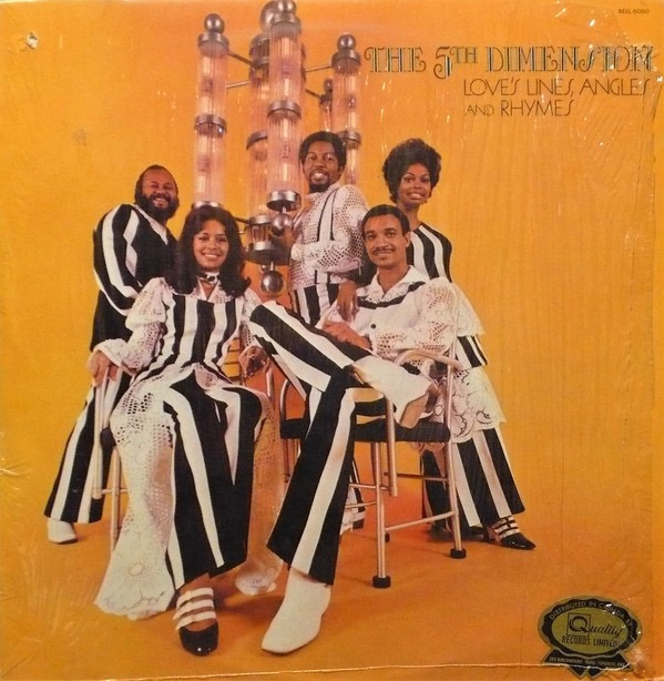 THE 5TH DIMENSION_Love's Lines