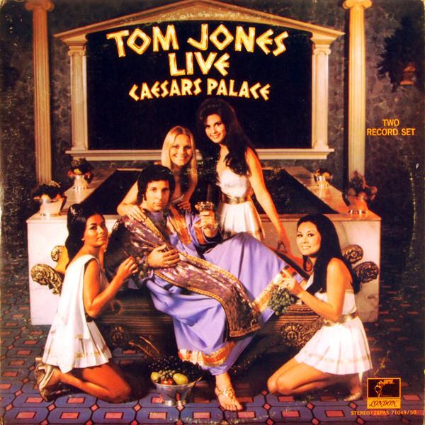 TOM JONES_Live At Caesar's Palace