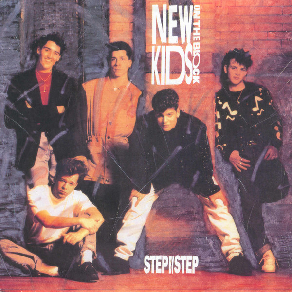 NEW KIDS ON THE BLOCK_Step By Step