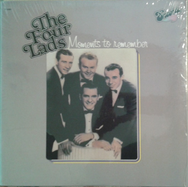 THE FOUR LADS_Moments To Remember